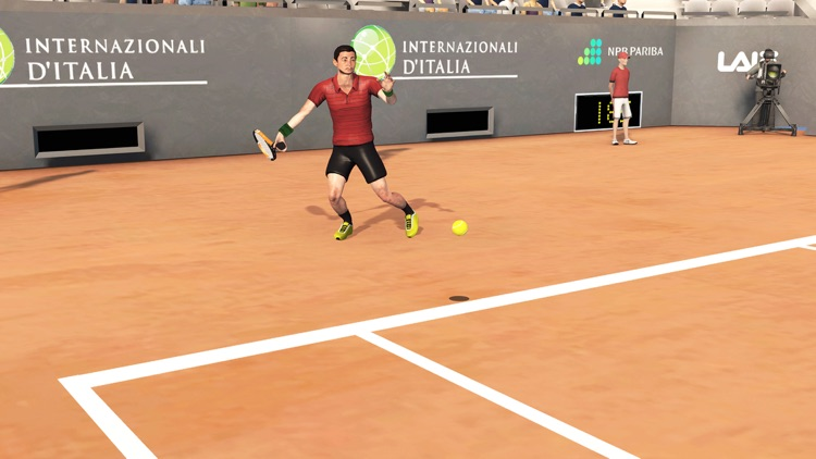 First Person Tennis - The Real Tennis Simulator screenshot-4