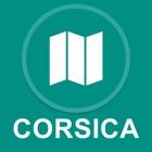 Corsega, Italia : Off-line GPS Navigation icon