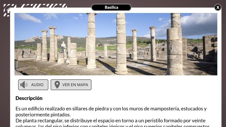 Archeological Roman site of Baelo Claudia