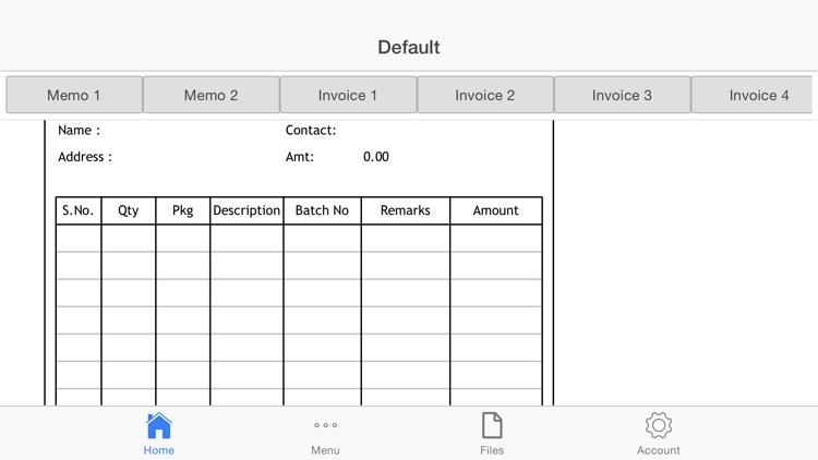 Business Invoice Pro screenshot-4