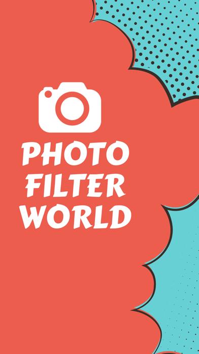Photo Filter World screenshot one