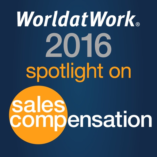WorldatWork 2016 Sales Comp