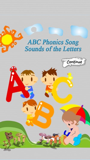 fun kids alphabet letters sounds with phonics song on the app store