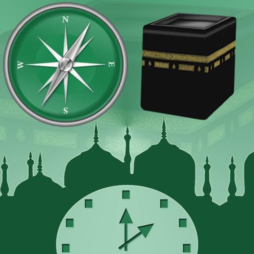 Qibla Compass And Namaz Timings