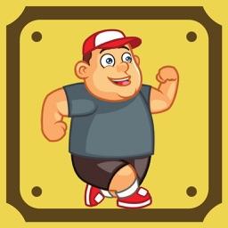 Fat Boy Run !