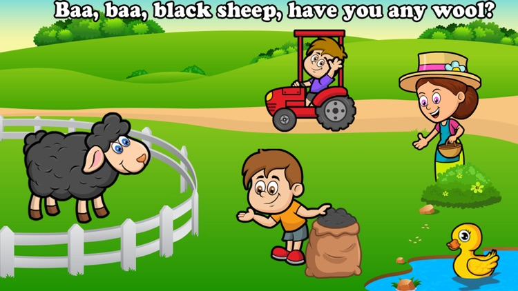 English Nursery Rhymes For Kids