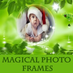 Magical 3D Photo Frames