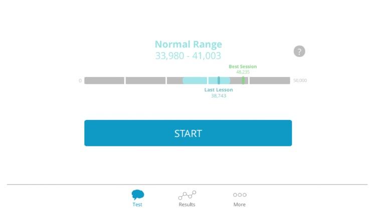 Roberto: the 6-minute brain health checkup screenshot-3