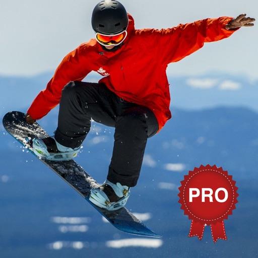 12 Min Snowboard Workout Challenge PRO - Slope Fit
