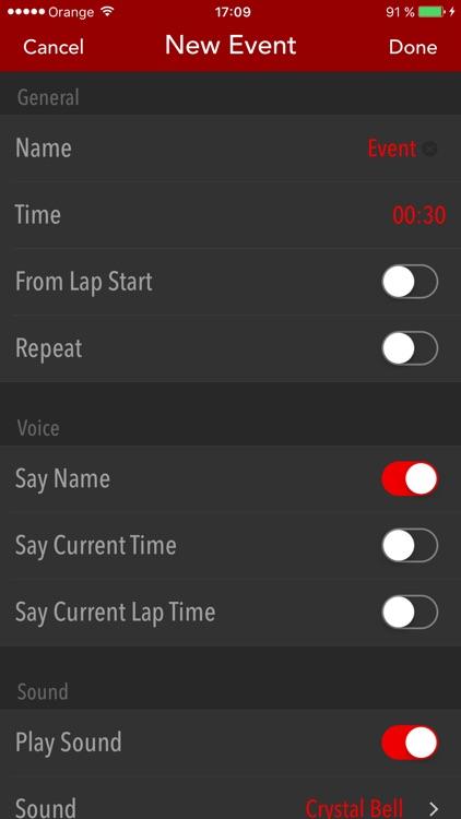 Super Stopwatch PRO screenshot-3