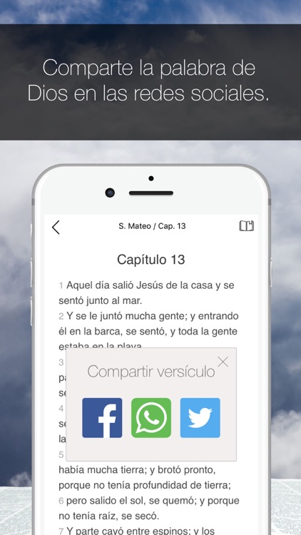 Biblia Versión Internacional screenshot-4