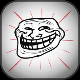 Troll Maker - create and share fun Memes