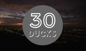 30 Ducks in Los Angeles