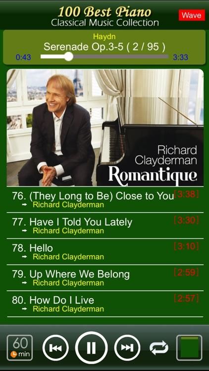 [5 CD]Classic Piano [100 Classical music]