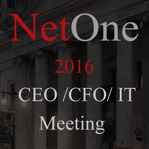 NetOne 2016 CEO CFO IT Meeting