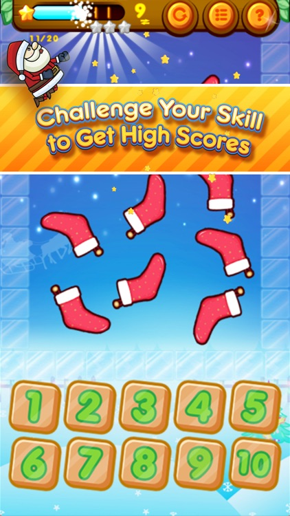 Games For Kids Math - Baby Learn To Count Numbers screenshot-3