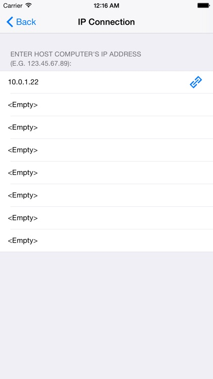 PocketAudio (Headphones) screenshot-4