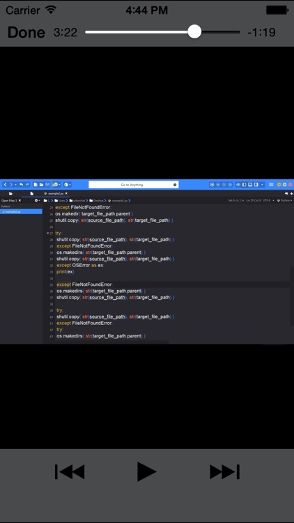 Python from Scratch screenshot-2