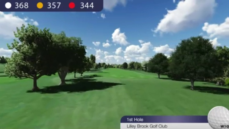 Lilley Brook Golf Club screenshot-4