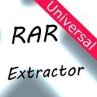 RarExtractor - Extract RAR, Zip files... icon