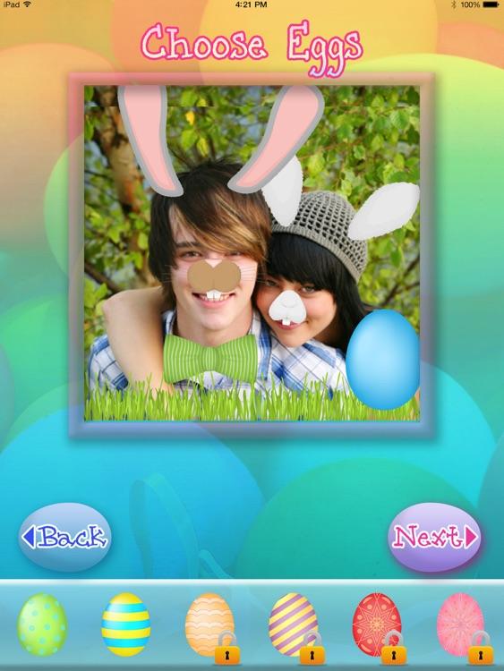 Easter Bunny Yourself Dress Up Social Photos