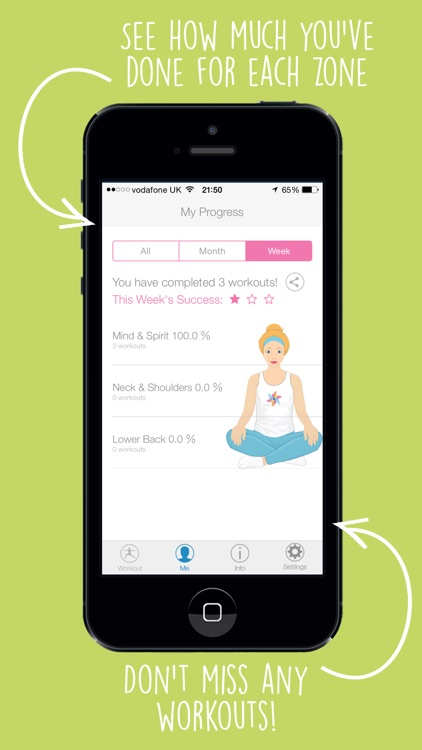 WellMama Postnatal Yoga PRO screenshot-4