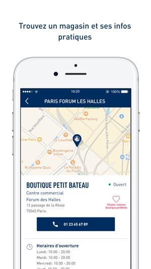 8d2d50553ec20  Petit Bateau dans l'App Store