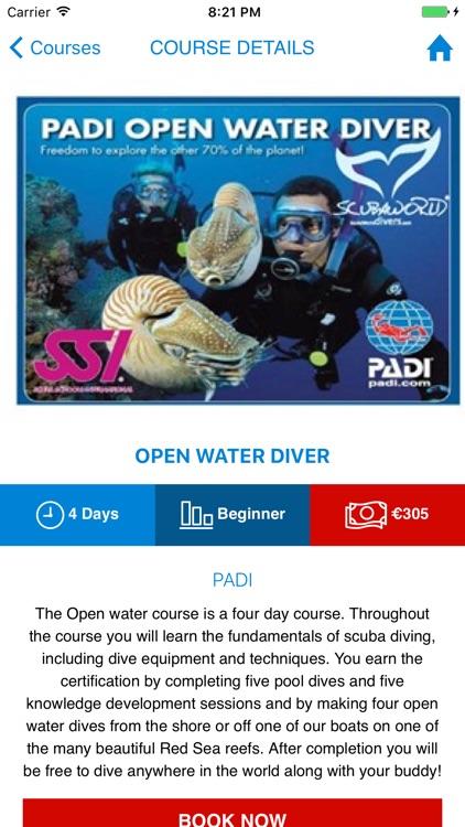 Scuba World Divers screenshot-3