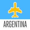 Argentina Guía de Viaje con Mapa Offline