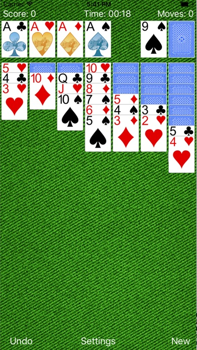 ⋆Solitaire·-0