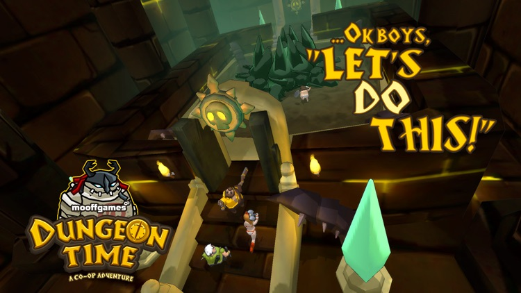 Dungeon Time screenshot-4