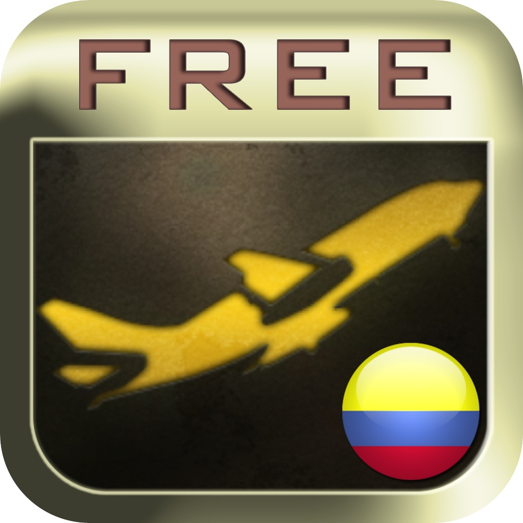 Colombia Flight FREE