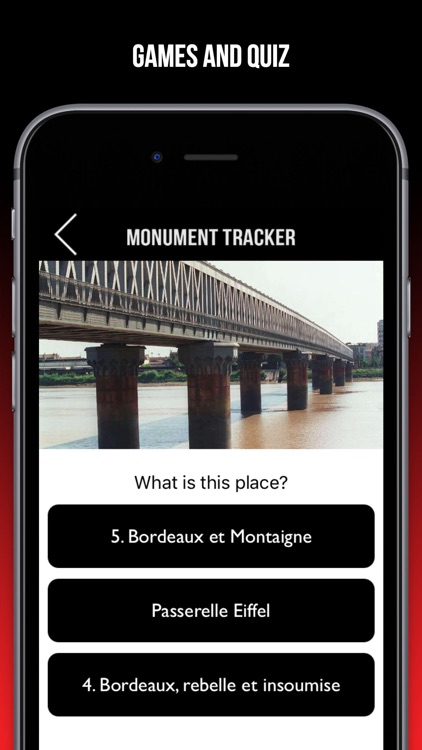 Grasse Guide Monument Tracker