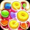 开心糖果消消乐:免费单机消除游戏