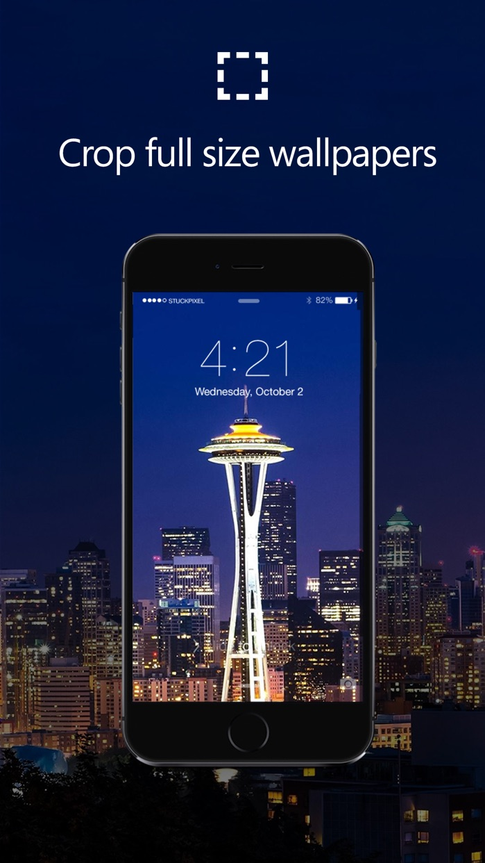 Wallpapers HD for iPhone, iPod and iPad Screenshot