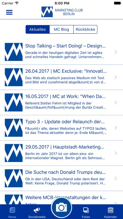 Marketing Club Berlin screenshot-0