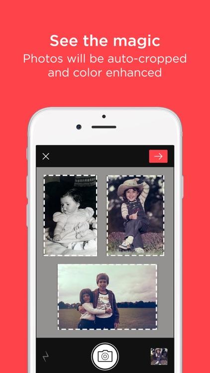 Scanner App by Photomyne: Scan & Auto-Crop Photos app image