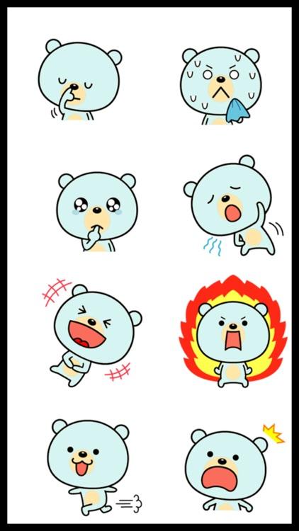Umka Bear 2 Stickers