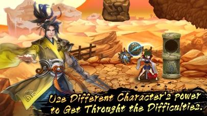 Warriors of Genesis Screenshots