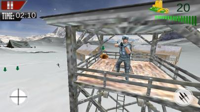 Real Commando Base Attack screenshot four