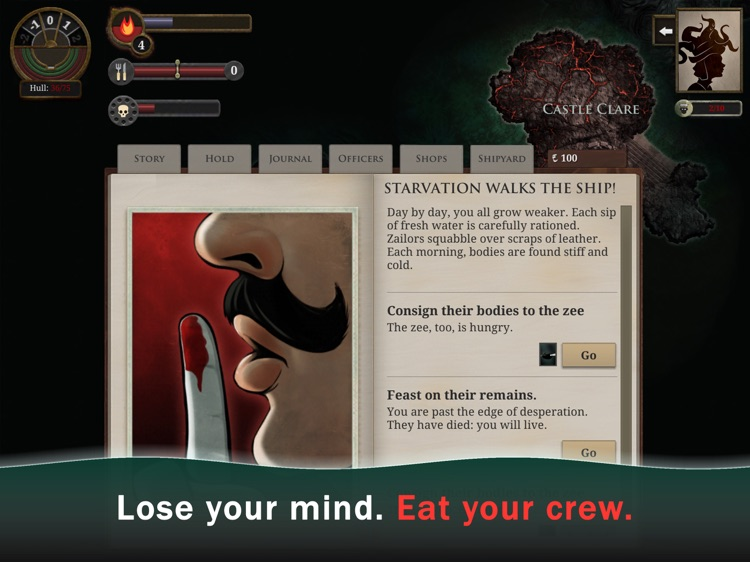 Sunless Sea screenshot-3
