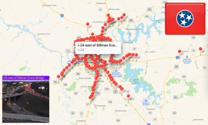 Tennessee Road Conditions and Traffic Cameras