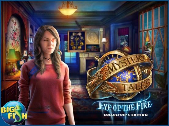 Mystery Tales: Eye of the Fire - Hidden Objects screenshot 10