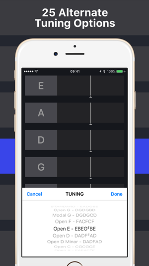 Guitar Tuner+ Tuning Simplified on the App Store