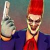 Clown Shooting in Carnival