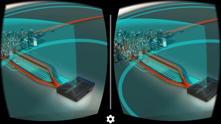 Cisco NGFW Virtual Reality Experience by Neumatic, Inc