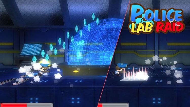 Police Lab Raid : Police Shooting Games for Kids screenshot-3
