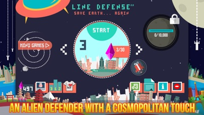 Line Defense Screenshot 5