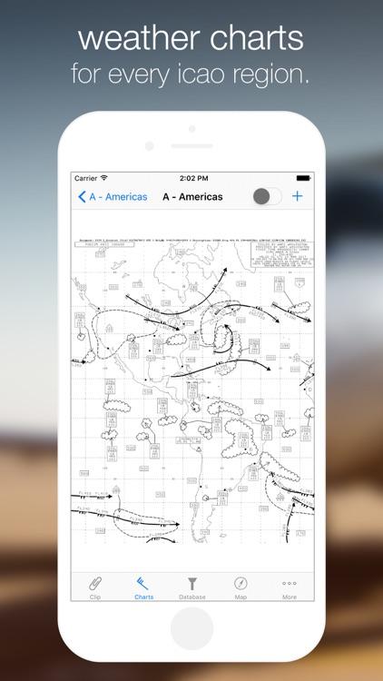 StationWeather - Aviation Weather and Charts screenshot-3