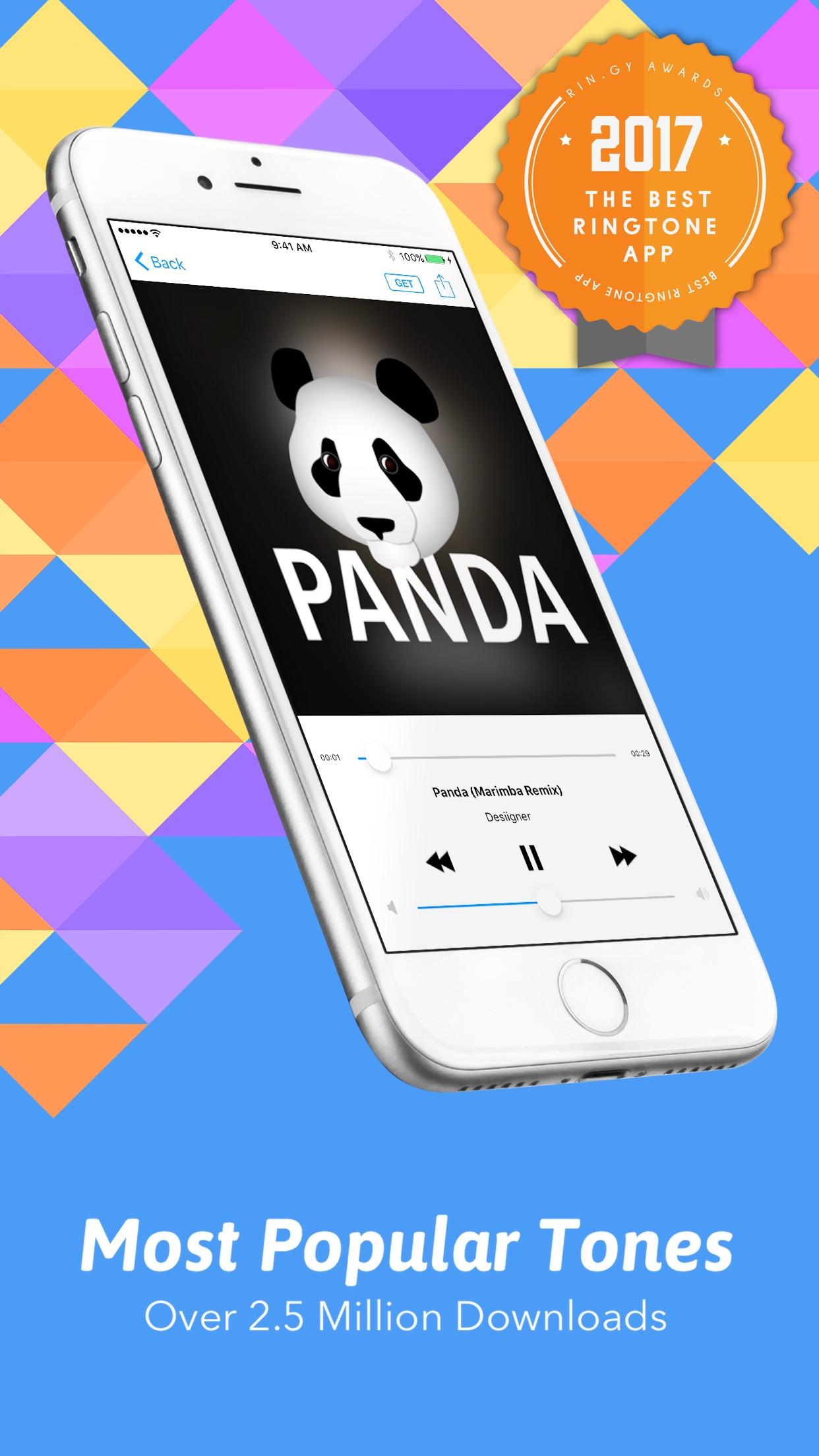 Ringtone Remixes - Marimba Remix Ringtones Screenshot